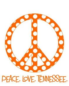 Peace, Love and Tennessee