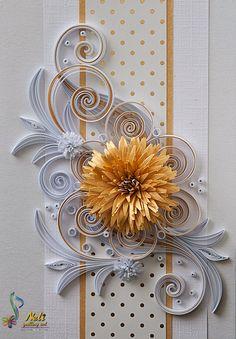 neli: Quilling cards /14.8 cm- 10.5 cm/ 2014/7