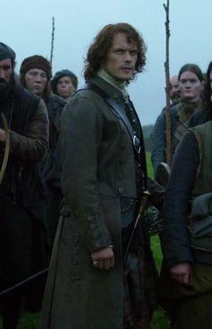 On pinterest sam heughan jamie fraser and outlander season 2