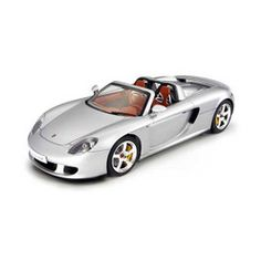 Porsche Carrera GT Plastic Model Kit, 1/24 Scale