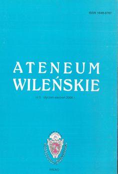 Ateneum Wileńskie