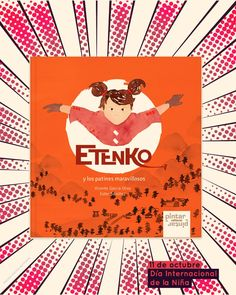Etenko y los patines maravillosos Playing Cards, Games, Editorial, Tinkerbell, Classic Literature, Change The Worlds, International Day Of, Children's Books, You Are Awesome