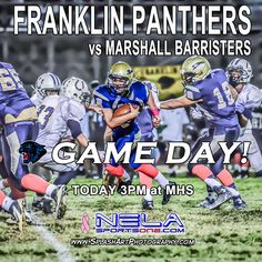 2014 Franklin Panthers vs Marshall Barristers
