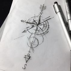 """755 curtidas, 3 comentários - Renan Arts Tattoo 💀🔥 (@renanartstattoo) no Instagram: """"""""No caminho e tempo certo!"""" Orçamentos pelo whatsapp (11) 974487229 #love #art #tattoo #tattoos…"""""""