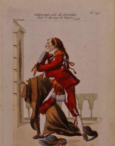 le mariage de figaro comdie de beaumarchais costume de thnard figaro - Piece De Theatre Le Mariage De Figaro