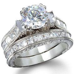 15 Best Sellers Images Wedding Rings Cubic Zirconia Wedding