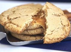 Caramel Stuffed Apple Cider Cookies - These Are Such A Crowd-Pleaser!