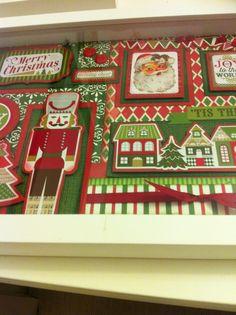 Quadro Natal dez 2014- idéia Madalena MEgre
