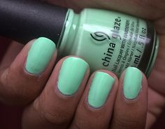 China Glaze Highlight of my Summer by ClumpsOfMascara2, via Flickr