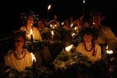 Kupala Night in Brodnica and by the Lake Biezdruchowo, Poland.