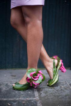 New Orleans Fashion Shoot | Datura: A Modern Garden
