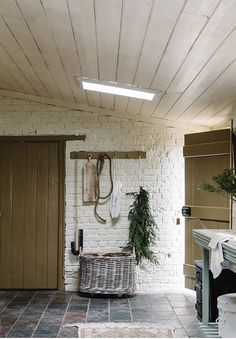my scandinavian home: Cosy Hide-away: The Butcher's House
