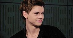 OKAY...THOMAS BRODIE-SANGSTER IS OFFICIALLY THE CUTEST PERSON IN THE WORLD ♥♥♥♥♥♥♥♥♥ always has been honey