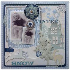 Happy Scrapping!!: Winterlootje #littleyellowbicycle #winterrings