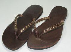 Leather Flip Flops - #Women #Sandals SALE Greek Sandals - Boho Sandals - Handmade Sandals - Embellished Flat Sandals - Flat Sandal Beaded  SPECIAL SUMMER SALE !!! ONLY UNTIL ... #clothing #shoes #women #sandals