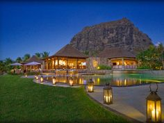 lux-resort on mauritius ... absolutly recommended
