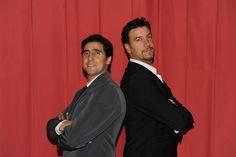 David et Serge Massot