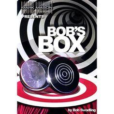 Bob's Box by JB Magic - Trick