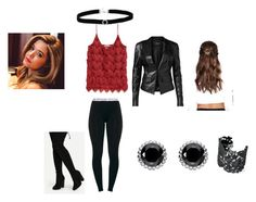 A fashion look from November 2017 featuring red shirt, faux-leather jacket and khaki pants. Browse and shop related looks. Thomas Sabo, Stella Dot, Swan, Venus, Shoe Bag, Polyvore, Stuff To Buy, Shopping, Collection