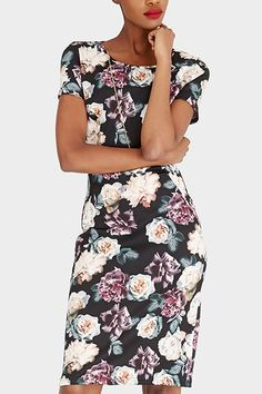 Dresses   Contempo Fashion Co-ordinator Career, Floral, Skirts, Dresses, Fashion, Gowns, Degree Of A Polynomial, Moda, Carrera