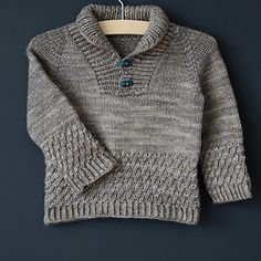 Ravelry: Boy Sweater pattern by Lisa Chemery
