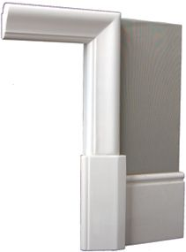 Classic Architraves | French Architectural and Decorative Mouldings, French Wall Skirting Boards, French Architraves door frame baseboard