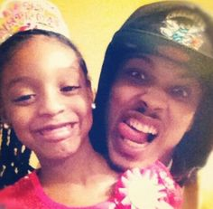 August and his Niece