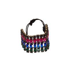 Bracelete Cocar - Marca: Nadia Gimenes