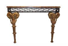 **  Late 18th Century       Italian Console Table Unusual Furniture, Antique Furniture, Art Decor, Home Decor, Console Table, 18th Century, Entryway Tables, Antiques, Design