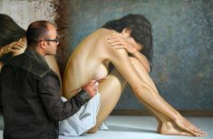 Exquisite Hyper Realistic Paintings by Omar Ortiz