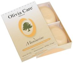 Olivia Care: pure olive oil and mandarin soap from France {4 bars} 15.00 The original recipe was ordered for Empress Josephine by Napoleon. Smells Heavenly (like orange blossoms and tangerines). I'm addicted!