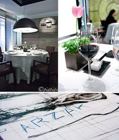 Arzak, one of the top 10 restaurants in the world, in San Sebastian, Basque country in Spain
