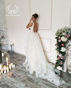 Hochzeitskleid Brautkleid Hochzeitskleid Pandora von DressesLioness