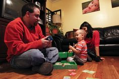 This article from the Lexington Herald-Leader discusses a home-visiting program in Kentucky that is resulting in positive outcomes for children's healthy development.