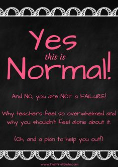 New Teacher? Are you stuck in that limbo period between getting hired and the first day of school, wondering where to start? I got you! So This is Teaching