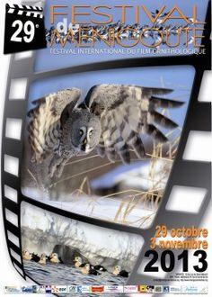 Festival Menigoute : Festival International du Film Ornithologique. Du 29 octobre au 3 novembre 2013 à Ménigoute.