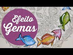 Colorindo o pavão do livro Reino Animal! (Parte 2) - YouTube