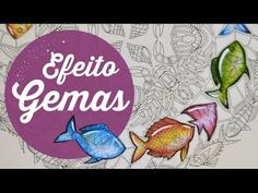 Colorindo o pavão do livro Reino Animal! (Parte 2) - YouTube