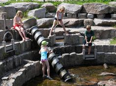 timberplay archimedes screw - Google Search