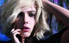 スカーレット・ヨハンソン 画像 Scarlett Johansson Widescreen 壁紙 HD 壁紙 and background 写真