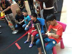 Switch World 2015 at Gurney Plaza
