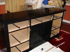 Painting Bedroom Furniture Black painted black furniture (last year i painted our 80's oak bedroom