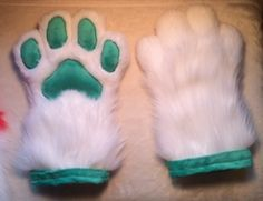 Fursuit Paws, Velvet, Suits, Sewing, Drawings, Harry Potter Accessories, Foxes, Costume, Accessories