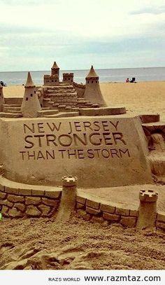 New Jersey Stronger Than The Storm #idoltimeacademy www.idoltimeacademy.com
