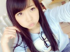 Kizaki Yuria (木﨑ゆりあ) - #Team 4 #AKB48 #japan #idol #Yuria #jpop #Google+ #selfie