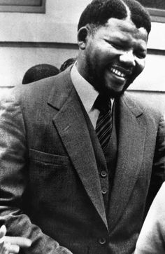 Nelson Mandela, pictured in the early before he was sentenced in 1964 to life in prison for sabotage. The government did not release photos of Mandela during his many years in prison, and few people knew what he looked like at the time of his release. Charles Darwin, Modern History, Black History, Contemporary History, British History, Karl Marx, Kings & Queens, Historia Universal, Afro