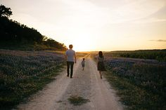 Texas Blue Bonnet Family Photos by Alysha Rainwaters | 100 Layer Cakelet