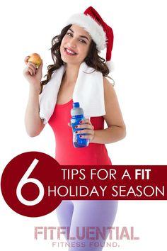 Maintaining through the Holidays via @fitfluential