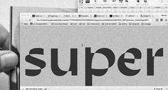 "super—""Responsive Letters"", 2015 at Kabk Den Haag,  http://typemedia.org/tm1516/responsive/index.html  ."