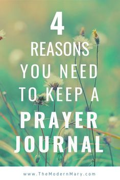 Are you looking for reasons why to start a prayer journal? Check out this post on 4 reasons WHY YOU need to start a prayer journal today! Scripture Memorization, Scripture Study, Bible Verses, Christian Marriage, Christian Life, Christian Parenting, Christian Women, Christian Living, Bible Studies For Beginners